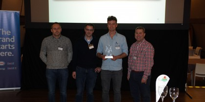 Verwater wins Efficiency Award at Exxon Antwerp