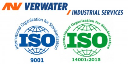 Verwater Industrial Services ISO14001