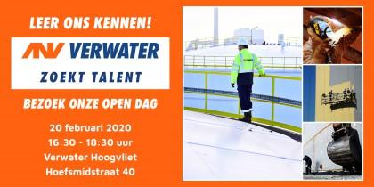 Open Dag Verwater Hoogvliet