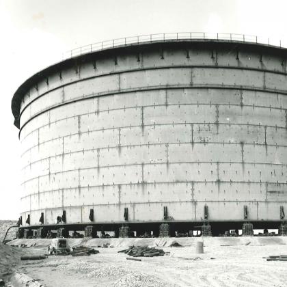 73 meter tank