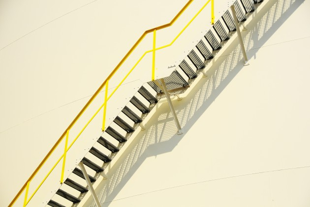 Tank staircase