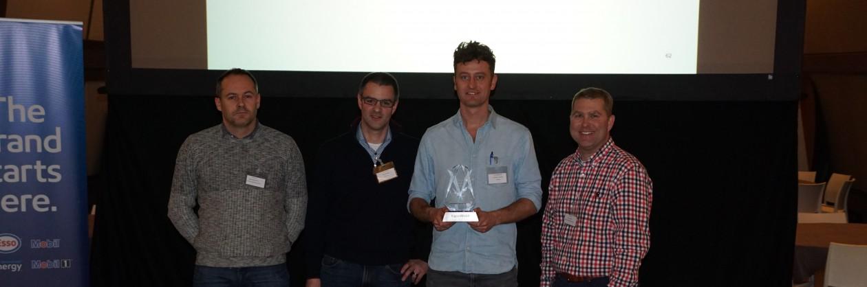Verwater wint Efficiency award op Exxon Antwerpen