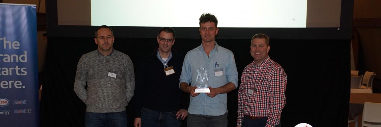 Verwater wins Efficiency Award at Exxon Antwerp