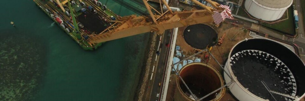 Verwater Relocatie Projecten